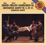 Shostakovich: Quartet No.15; Gubaidulina: Rejoice [Music Download]