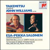 Takemitsu Played by John Williams [Music Download]