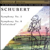 Infinity Digital: Schubert: Symphonies Nos. 5 & 8 [Music Download]