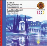 Bach: Concerti for Flute, Strings, and Basso Continuo [Music Download]