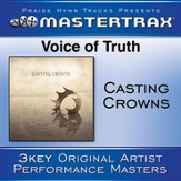 Voice Of Truth (Medium without background vocals) [Music Download]