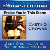 Praise You In This Storm (Medium w/o background vocals) [Music Download]
