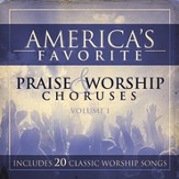 America's Favorite Praise and Worship Choruses [Music Download]