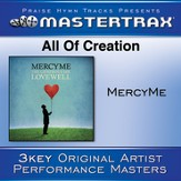 All Of Creation [Performance Tracks] [Music Download]