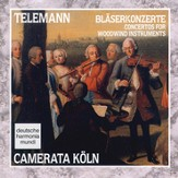 Telemann: Blaserkonzert [Music Download]