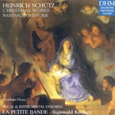 Schutz: Christmas Works [Music Download]