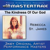 The Kindness Of Our God (Medium Without Background Vocals) [Music Download]
