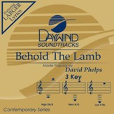 Behold The Lamb [Music Download]