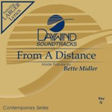 From A Distance [Music Download]