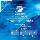 Grace Abounds [Music Download]