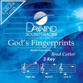 God's Fingerprints [Music Download]