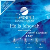 He Is Jehovah [Music Download]