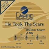 He Took The Scars [Music Download]