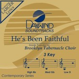 He's Been Faithful To Me [Music Download]