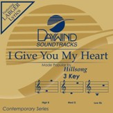 I Give You My Heart [Music Download]