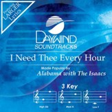 I Need Thee Every Hour [Music Download]