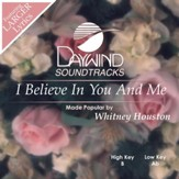 I Believe In You And Me [Music Download]