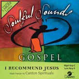 I Recommend Jesus [Music Download]