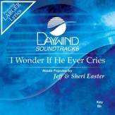 I Wonder If He Ever Cries [Music Download]
