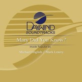 Mary Did You Know? [Music Download]