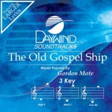 Old Gospel Ship [Music Download]