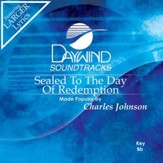 Sealed To The Day Of Redemption [Music Download]