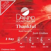 Thankful [Music Download]