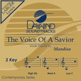 Voice Of A Savior [Music Download]