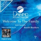 Welcome To The Family [Music Download]