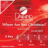 Where Are You Christmas? [Music Download]