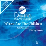 Where Are The Children [Music Download]