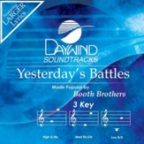 Yesterday's Battles [Music Download]