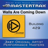 Walls Are Coming Down [Performance Tracks] [Music Download]