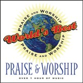 World's Best Praise & Worship Vol 1 [Music Download]