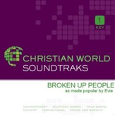 Broken Up People [Music Download]