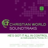 He's Got It All In Control [Music Download]