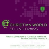 What A Difference You Made In My Life [Music Download]