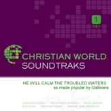 He Will Calm The Troubled Waters [Music Download]