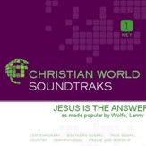 Jesus Is The Answer [Music Download]