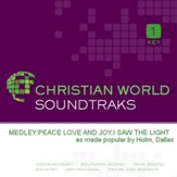 Medley:Peace Love And Joy,I Saw The Light [Music Download]
