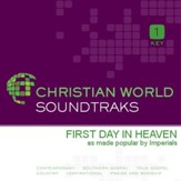 First Day In Heaven [Music Download]