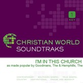 I'M In This Church [Music Download]