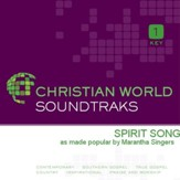 Spirit Song [Music Download]