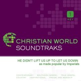 He Didn'T Lift Us Up To Let Us Down [Music Download]