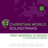 First Morning In Heaven [Music Download]