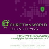 Stone'S Throw Away [Music Download]