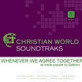 Whenever We Agree Together [Music Download]