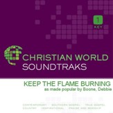 Keep The Flame Burning [Music Download]