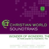 Wonder Of Wonders, The [Music Download]