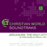 Jerusalem, The Holy City [Music Download]